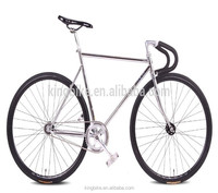 cheap chrome fixed gear bicycle online/single speed chrome bicycle 700c