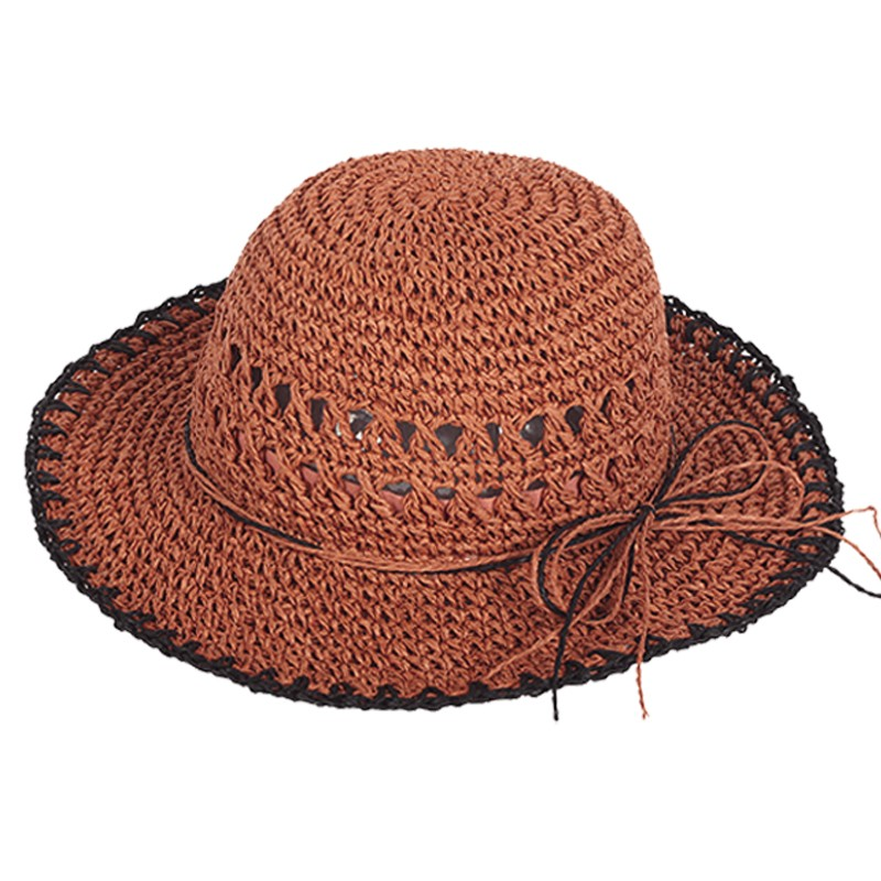 Paper straw hats for children