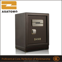 Deluxe 2016 luxury furniture intelligent security cabinet 304 stainless steel 5 stars automatic steel metal digital safe lock
