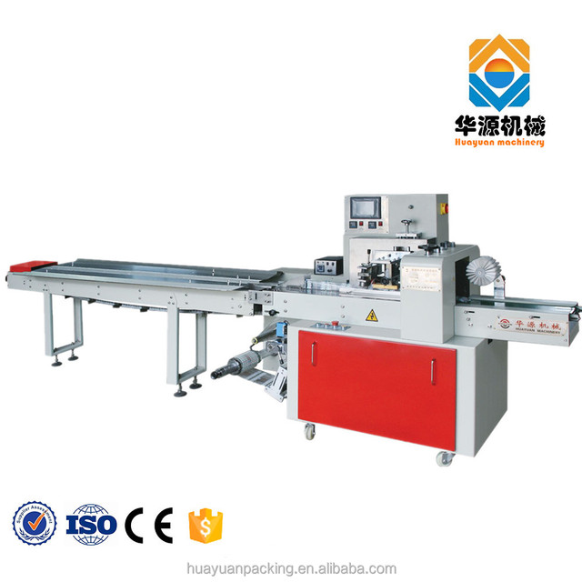 KD260B Automatic Horizontal Bearing Flow Pillow Packing Machine
