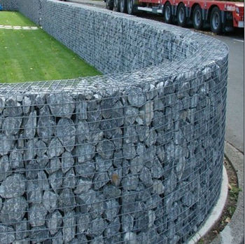 gabion mur syst me de maillage gabion mur cl ture buy product on. Black Bedroom Furniture Sets. Home Design Ideas