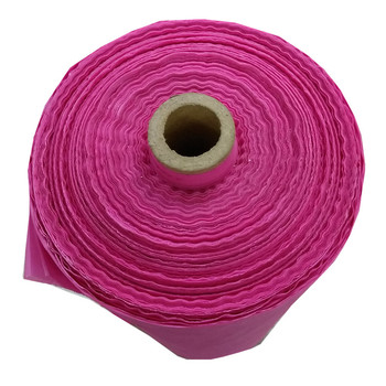 Purple Colored Table Cover Plastic Table Cloth Roll