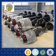 Trailer Parts Use And Trailer Axles Parts Hubs