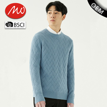 Spring Custom Pullover Design Korean Woolen Sweaters For Men Buy