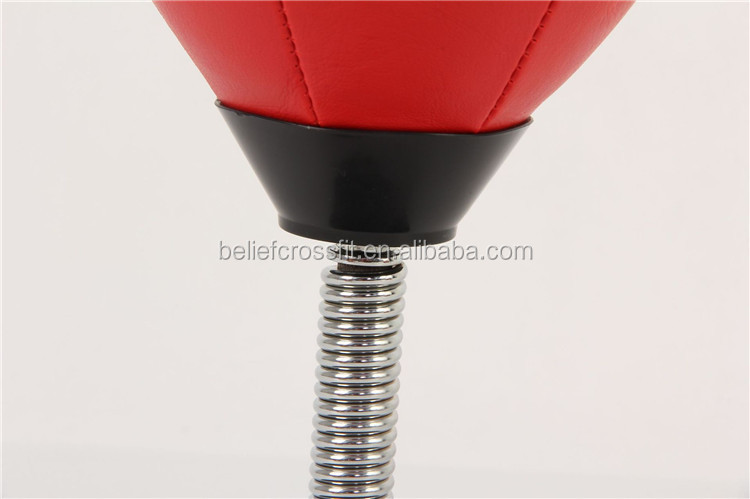 Office vertical boxing table speed ball