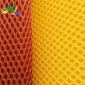 super soft polyester 3d air mesh sandwich fabric used for home textile