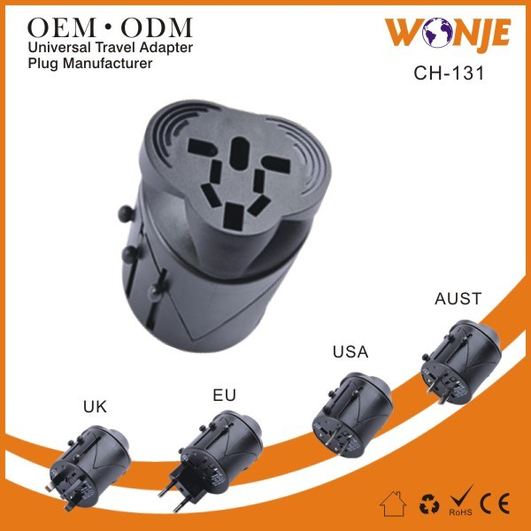 panel mount socket traveling Conversion receptacle
