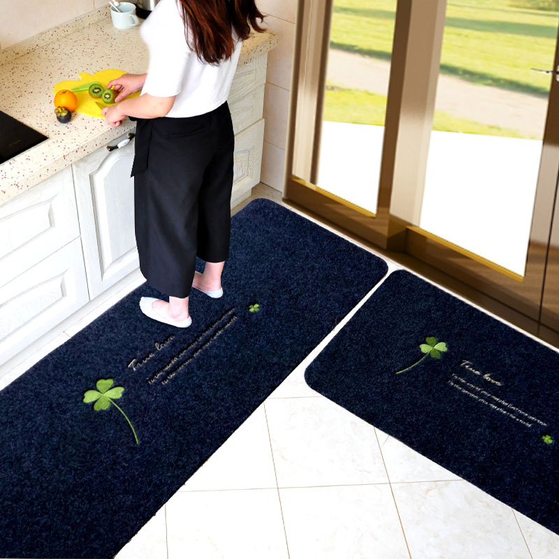 Chakme Carpet Entrance Home Absorbent