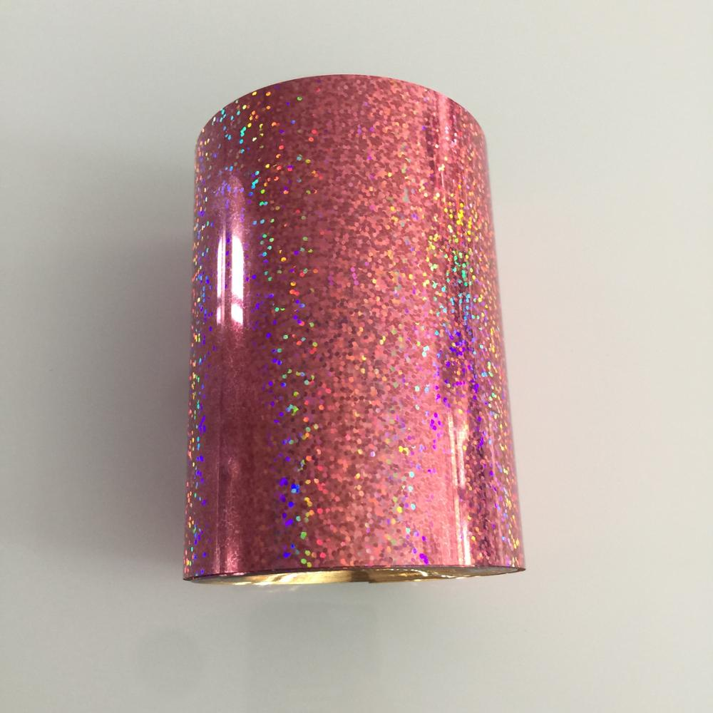 pet Metallic/Rainbow/Holographic/Matt Sequins rolls factory price
