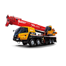 Hoge Kwaliteit Sany 25 ton STC250H Truck <span class=keywords><strong>Kraan</strong></span>