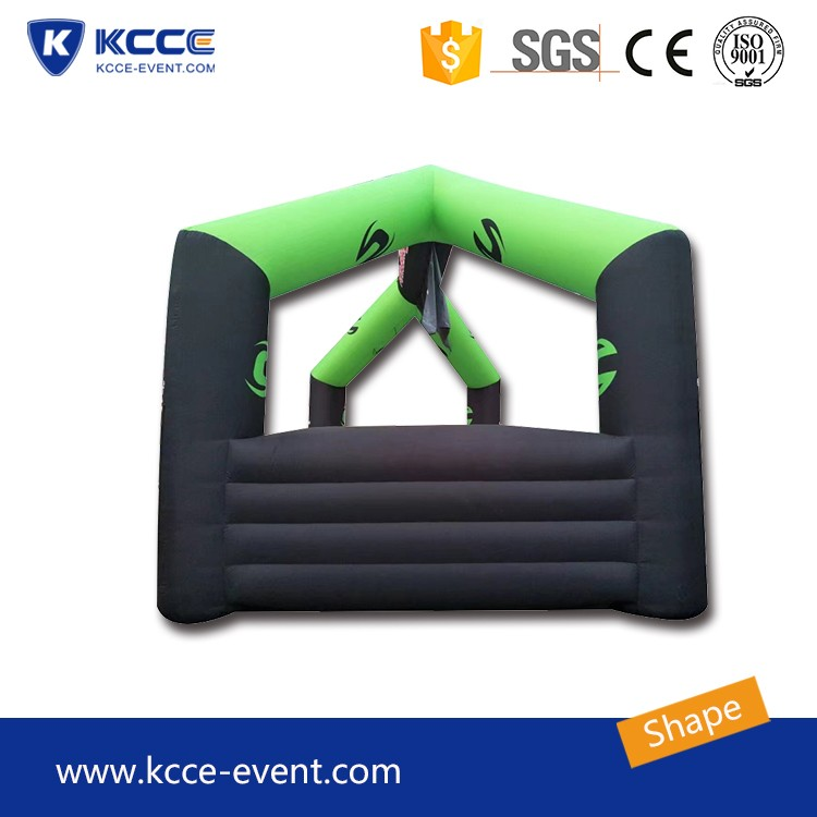 Waterproof Durable Advertising Outdoor Inflatable Arch Of Customized Design