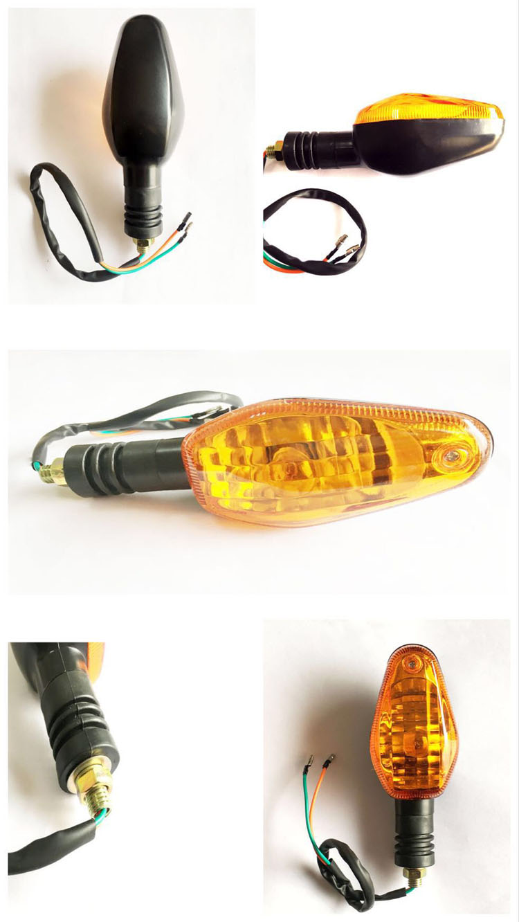 High Quality hot sale in Africa 12v turn light for motorcycle