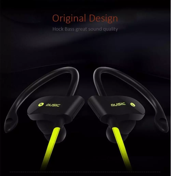 New Fashion V4.1 56S Bt TWS 70mAh Ear Hook Headphone Wireless Sport  Earphone