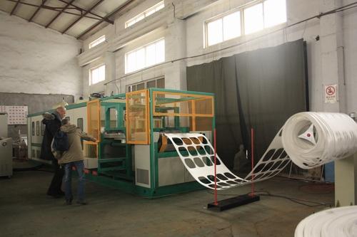 HEXING Foam Plate Machine