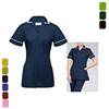 Best selling high quality custom salon uniforms hospitality clothing