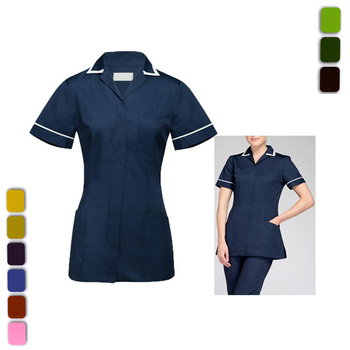b508c2ef867 Best selling high quality custom salon uniforms hospitality clothing ...
