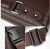 Fanny Pack Men Leather Waist Packs Male Waist Bag Leather Pouch for men