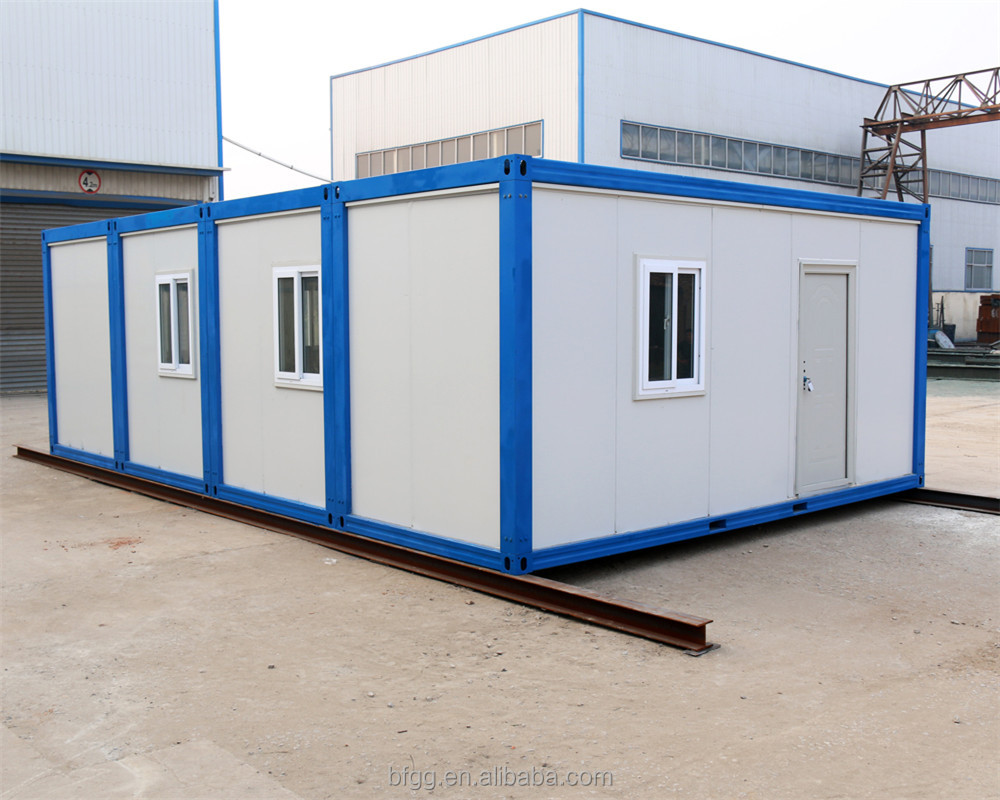Good quality cheap off grid container home with Good insulated well designed