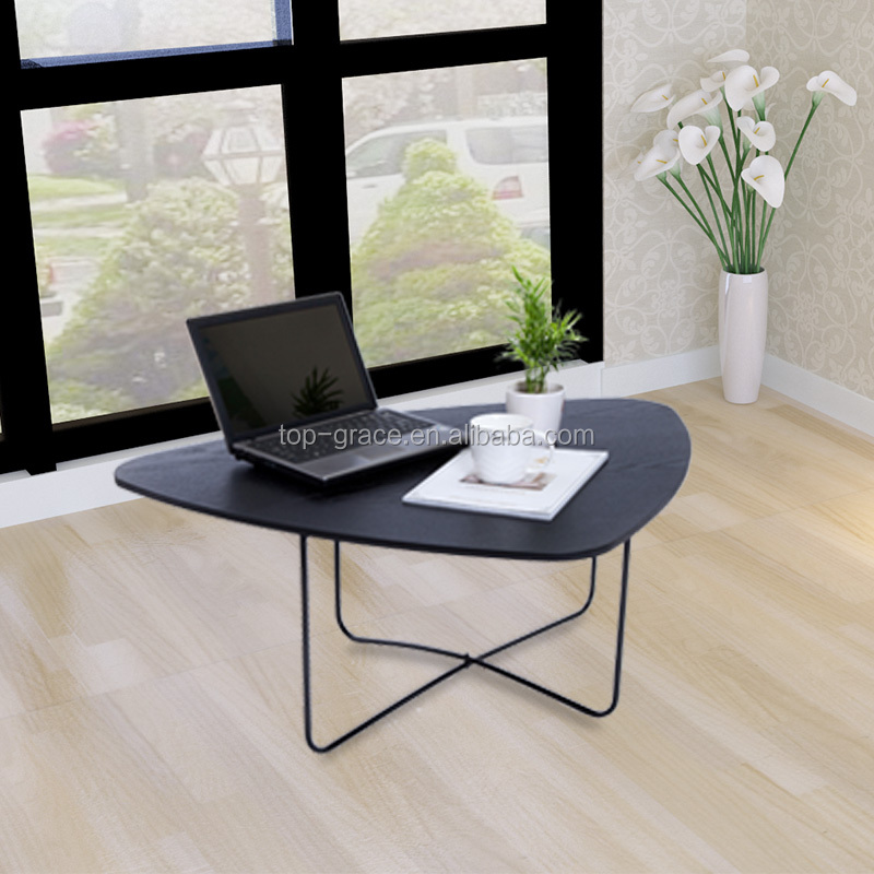 european style leisure office comptuer wooden desk