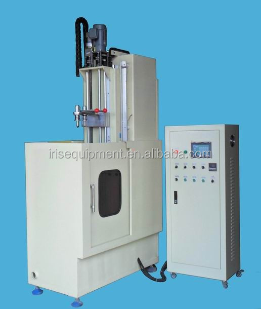 Gear integral induction quenching hardening machine tool