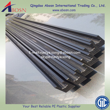 Plastic Uhmw Conveyor Chain Guide Wear Strip/roller Guide Conveyor Side  Guide Rail - Buy Plastic Uhmw Conveyor Chain Guide Wear Strip,Roller Guide