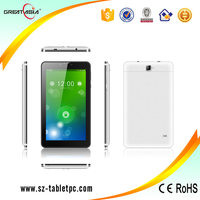 Most popular products 1024x600 tablet 7 inches quad core android 4.4 3G tablet