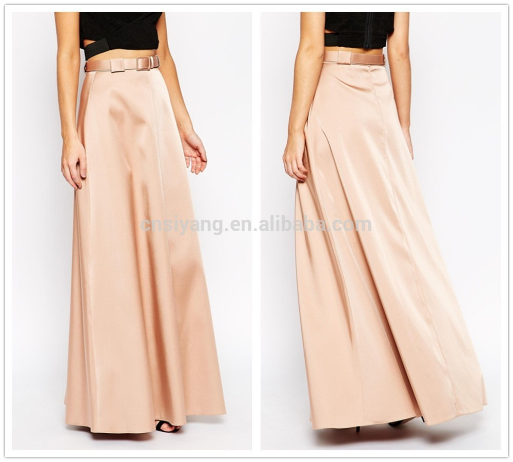 476998e5b Dongguan ropa últimas verano faldas largas para mujer, venta ...