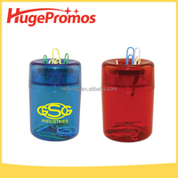 Personalised Printed Magnetic Roller Paper Clip Dispenser