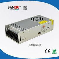Sanpu 110v aluminum case ac to dc rca power supply board