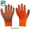 latex coated mechanical gloves organic cotton gloves