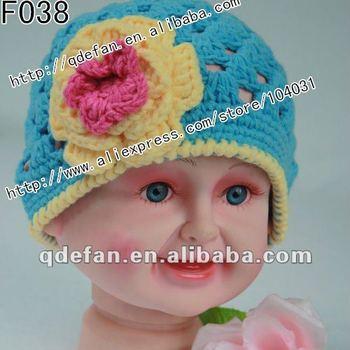 Wholesale 100 Cotton Baby Beanies Knitting Patterns Newborn Hats