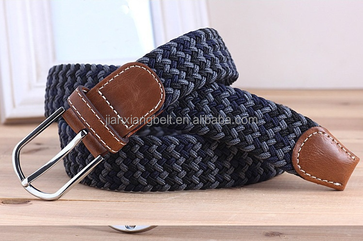 2014 new design manufactory stretch belts nts with SGS