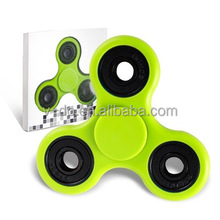 Simple and easy to carry gadgets spinner toy for business people decompression play fidget spinner