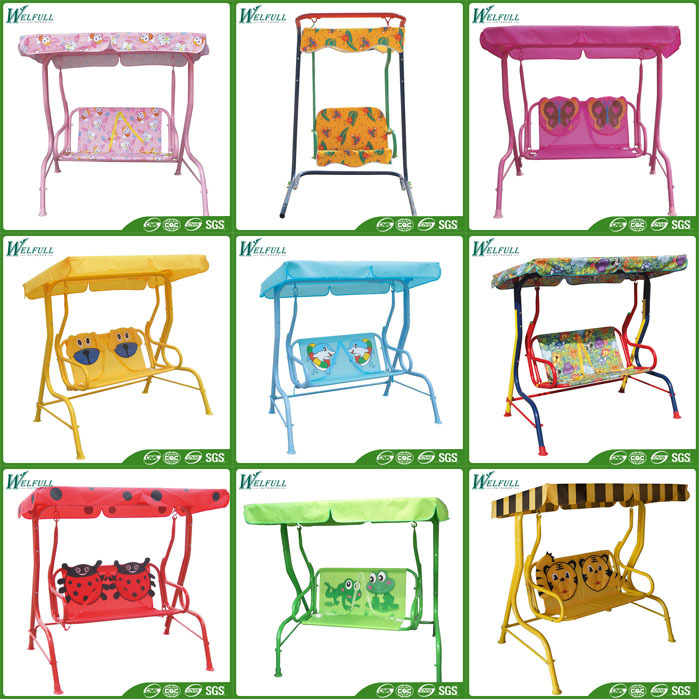 Outdoor Garden Furniture Two Seat Patio Swing Two Seat Outdoor Swing Child Canopy Swing  sc 1 st  Alibaba & Outdoor Garden Furniture Two Seat Patio SwingTwo Seat Outdoor ...