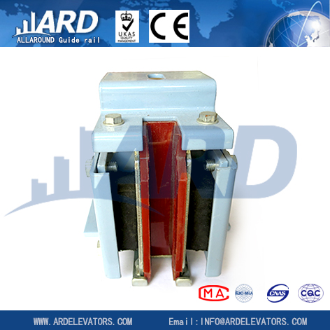 elevator parts, T89/B elevator guide shoe,elevator shoes