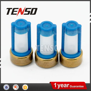 Hot Sale Fuel Injector Micro Filter For Bosch Universal Type Fuel Nozzle 11001 ASNU03 size 6*3*12mm