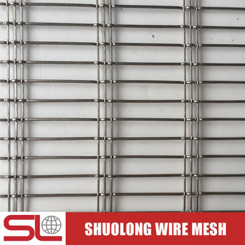 Shuolong Mesh Rigid Series XY-9232 Stainless Steel Architectural Wire Mesh