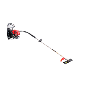 GASOLINE BACKPACK BRUSH CUTTER POWERED BY MITSUBISHI TU43PSF ENGINE