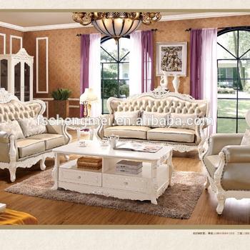 solid wood and genuine leather dubai sofa furniture, View dubai sofa  furniture, shengmei Product Details from Foshan Shengmei Furniture Co.,  Ltd. on ...