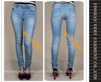 American Design Slim Dress Pants Sexy Girls Latest Skinny Jeans ...