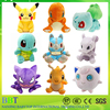 2016 new hot pet products plush pokemon dog toy squeakers wholesale