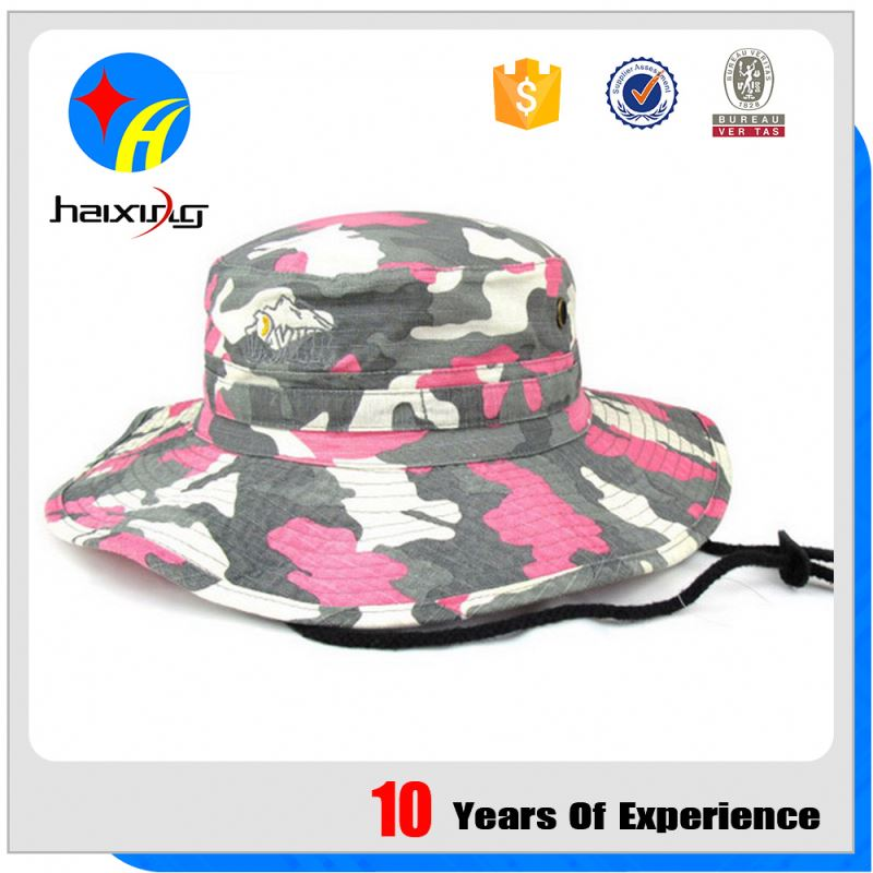 Custom Fisherman Hunting Bucket Hat For Men