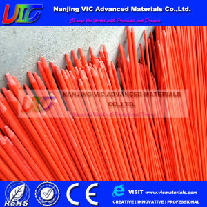 Factory price 1/2 fiberglass stake from professional manufacturer