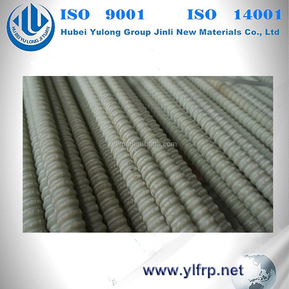 10mm barras de refuerzo de frp de fibra de vidrio de - Barras de fibra de vidrio ...