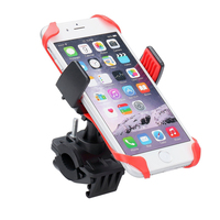 Smartphone Cell Phone Mount Mobile Phone Holder for Bike