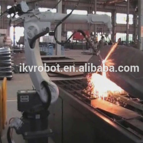 IKV laser guided automatic mig welding machine with ISO,CE