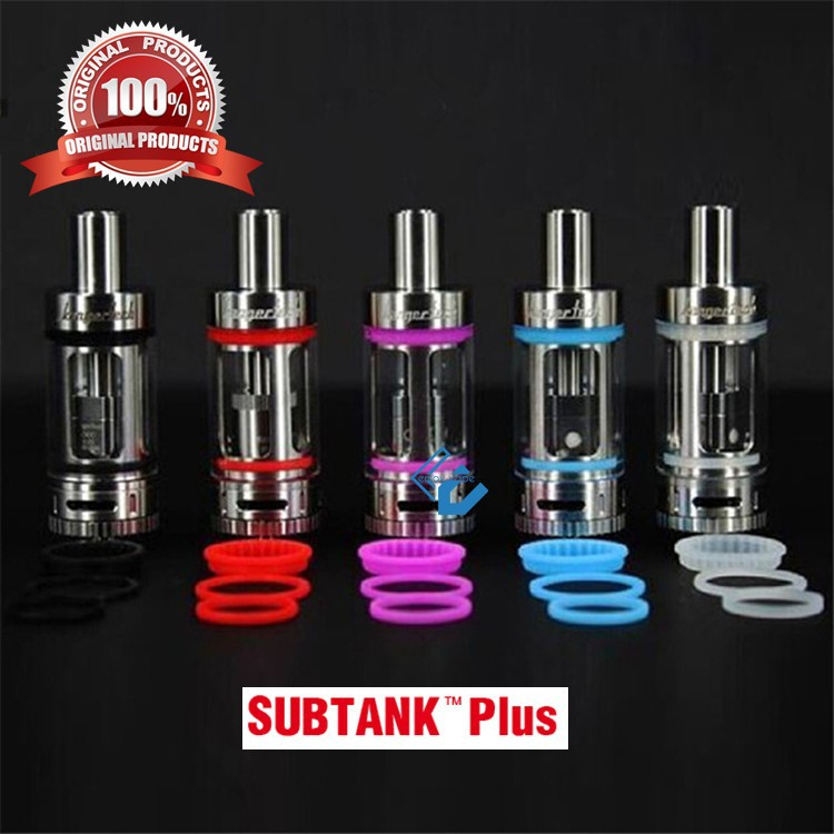 Newest cooking smoke absorber Original Kangertech vaporizer subtank V2 Kanger Subtank plus