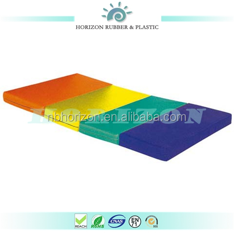 GYM mat for bodybuilding widely used EPE foam gym mat for school , club