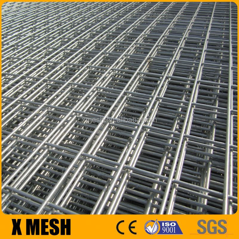 Heavy Duty Welded Wire Mesh Sheets With 2x3 Inches Opening - Buy ...