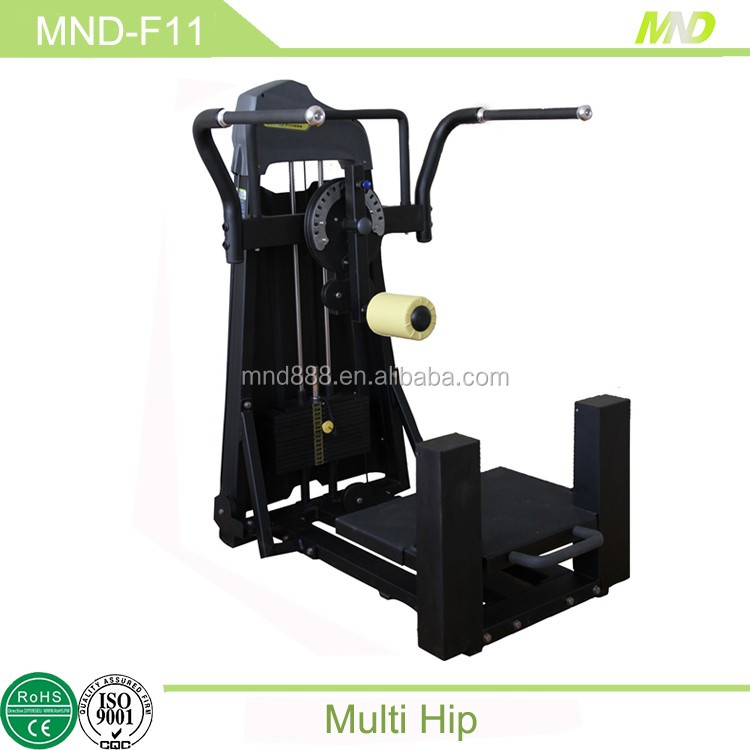 MND-F11Muiti hip commercial gym equipment thigh slimming exercise machine